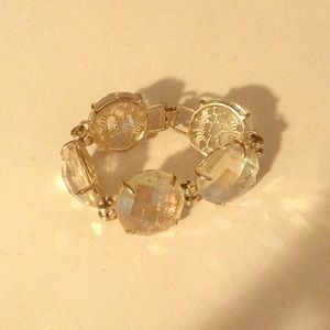 Kendra Scott Iridescent Statement Bracelet